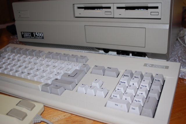 Amiga A1500 complete