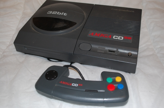 Amiga CD32 machine
