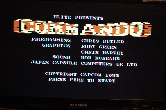 Commando C64 23012013