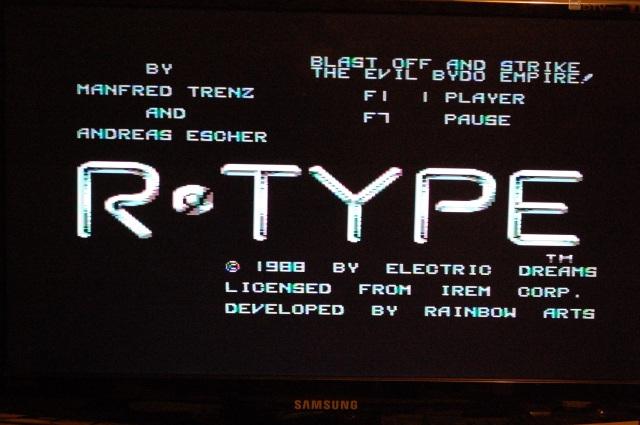 Rtype C64 23012013