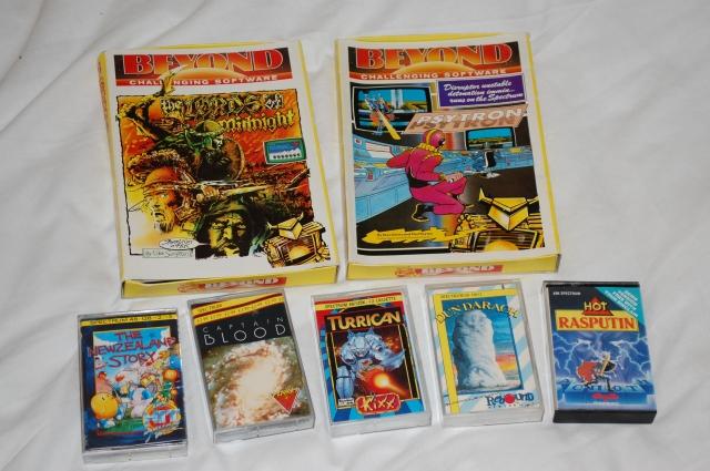 zx spectrum games ebay 06012013