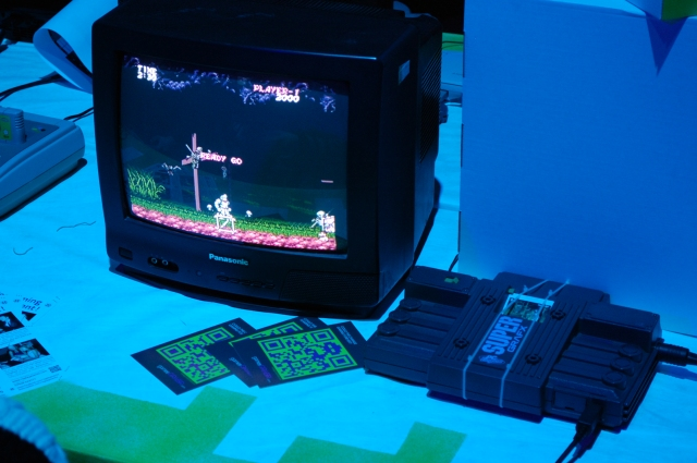 ghost n goblins on the super turbografx at geek