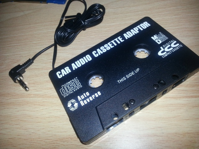 cassette adaptor for speccy2