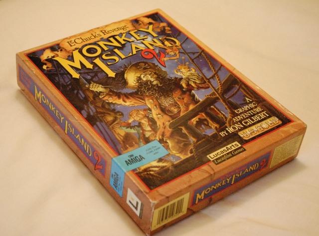 Monkey Island 2 Amiga 31012014