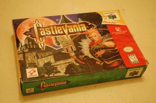 N64 Castlevania 12022014