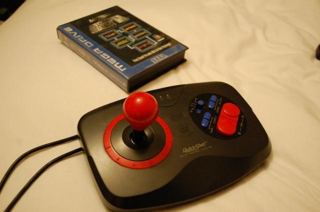 QS Joystick for Megadrive 30012014