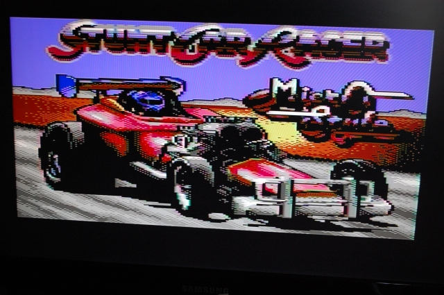 Stunt Car Racer C64 23022014