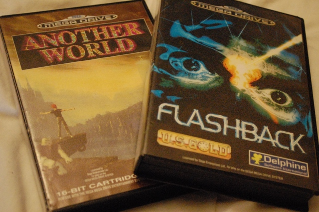 Another World_FlashBack Megadrive 06022014