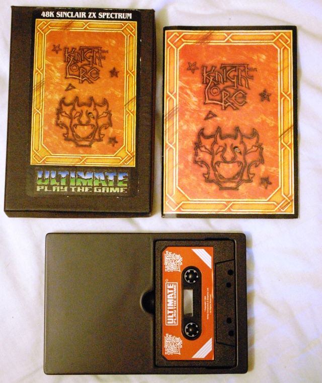 knightlore zxspectrum cibsunday 23032014