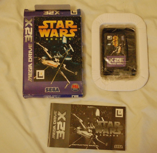 star Wars 32X CIBSUnday 23032014