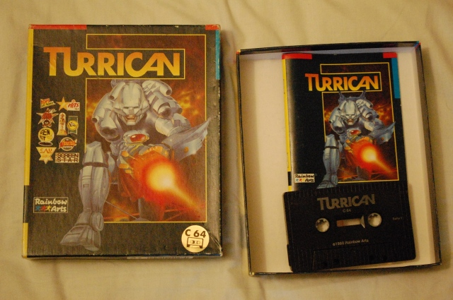 turrican C64 CIBSunday 23032014