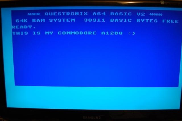 My A1200 being a C64 14052014DSC_0536
