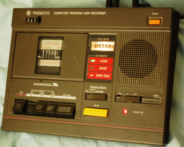 WHSmith data tape recorder 29042014 DSC_0384